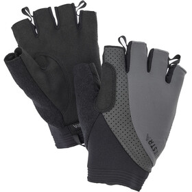Hestra Apex Reflective Short Finger Gloves dark grey